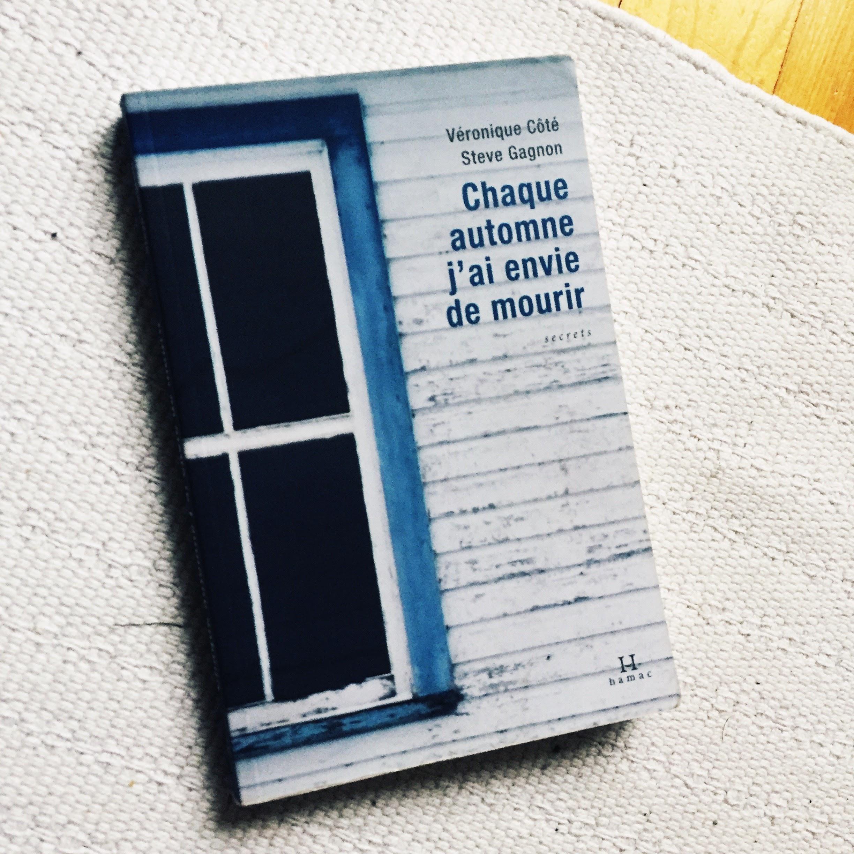 Populaire CHAQUE AUTOMNE J'AI ENVIE DE MOURIR BY35